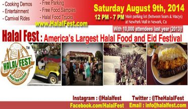 California's Favorite Halal Food and Eid festival Returns